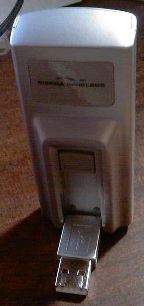Фото 2 - 3G UMTS модем Sierra Aircard 881U (USB+mPCIe)