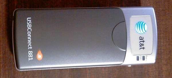 Фото - 3G UMTS модем Sierra Aircard 881U (USB+mPCIe)