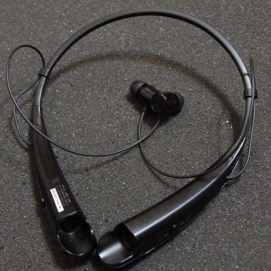 Фото - Bluetooth стереогарнитура LG Tone HBS-760