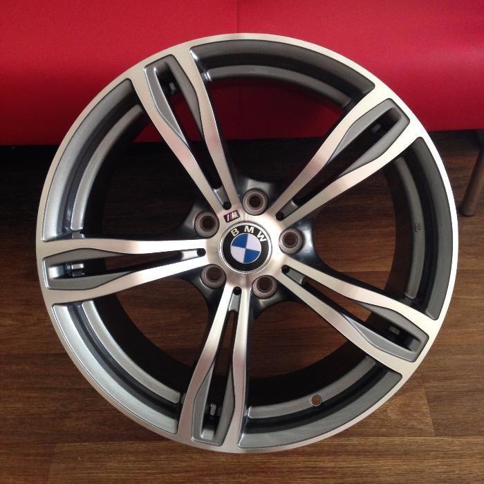 Фото - Диски BMW 5 F10 R19 разноширокие.  Оригинальные параметры!