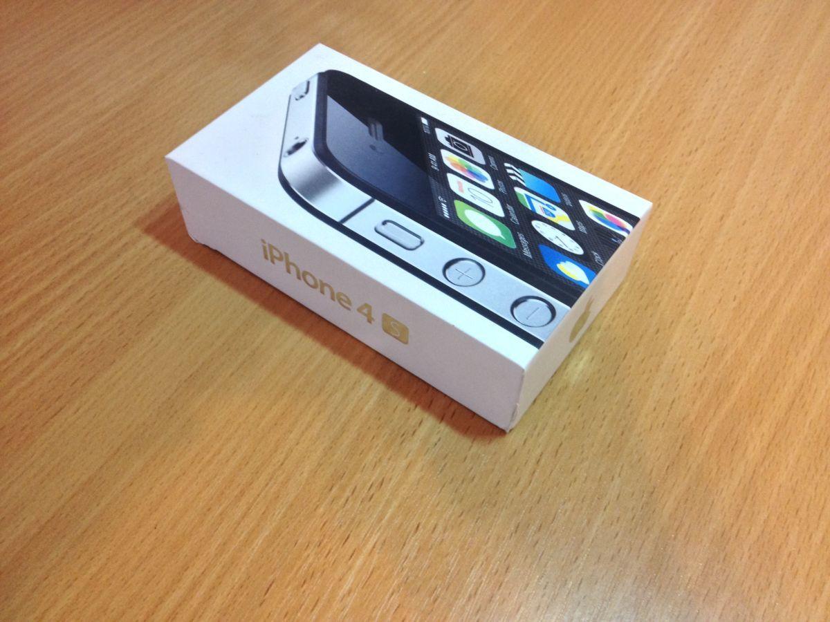 Фото 7 - Iphone 4S 8GB Black New,Original,NeverLock+Gifts. Бесплатная доставка