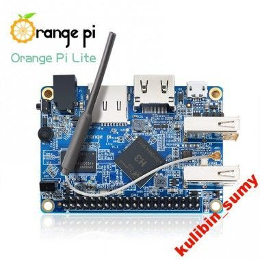Orange Pi Lite With Wifi Antenna в наличии