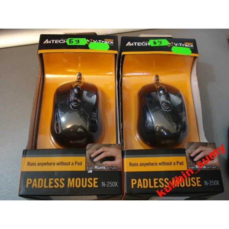 Фото 3 - Проводная мышь V-Track A4Tech N-250X