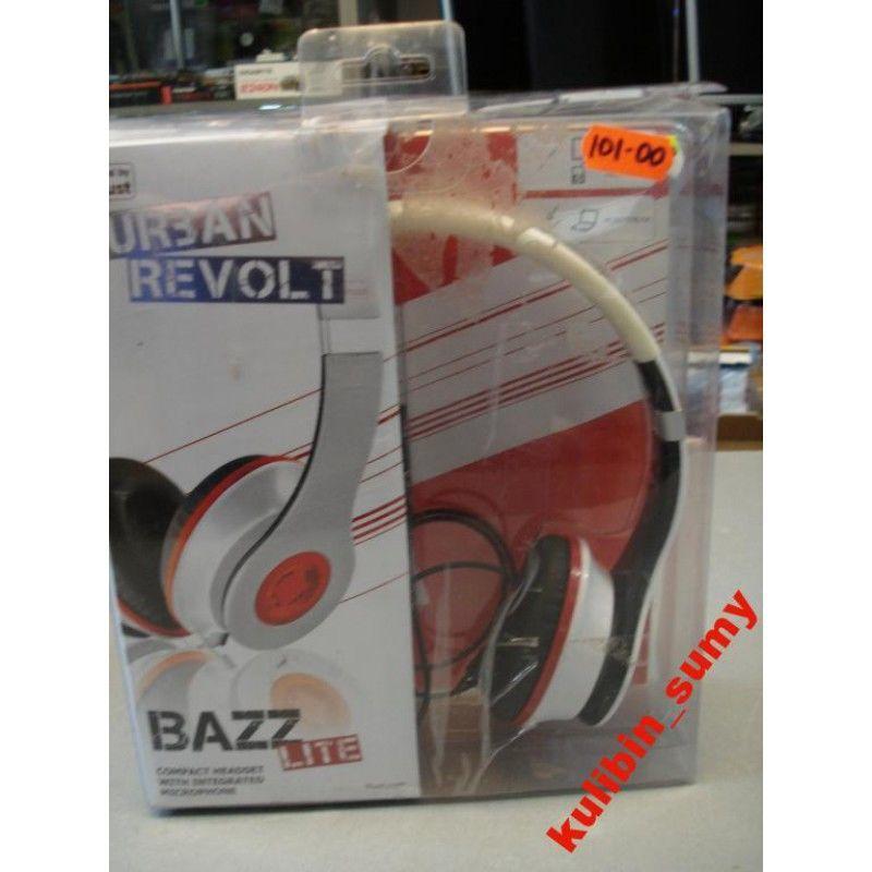 Фото - Наушники Trust Urban Revolt Headset -Bazz Lite