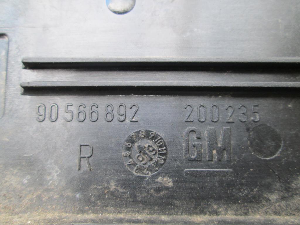 Фото 3 - Opel Omega B 99-03 ручка внутренняя передня левая