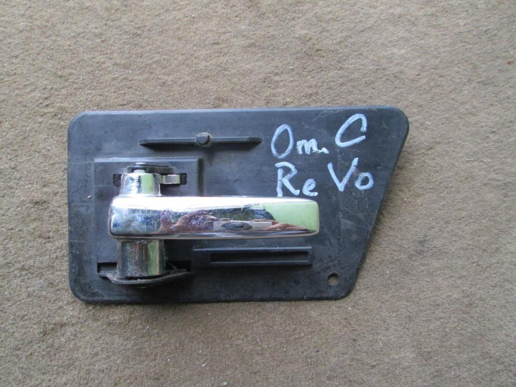 Фото 4 - Opel Omega B 99-03 ручка внутренняя передня левая
