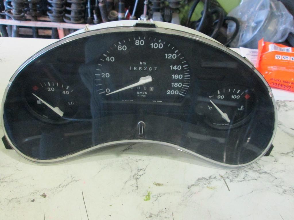 Фото - Панель щиток приборов Opel Combo Corsa B 93-00
