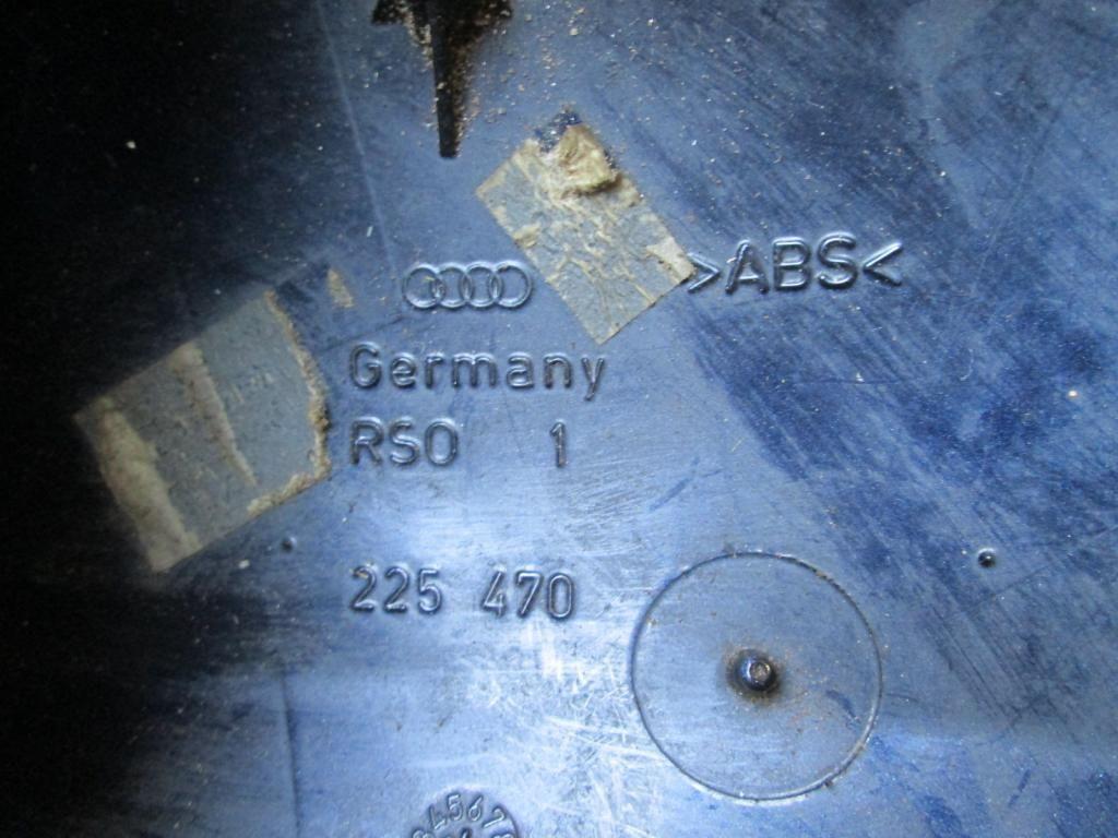 Фото 5 - Крышка правого зеркала Audi A3 A4 A6 A8 4A0857508