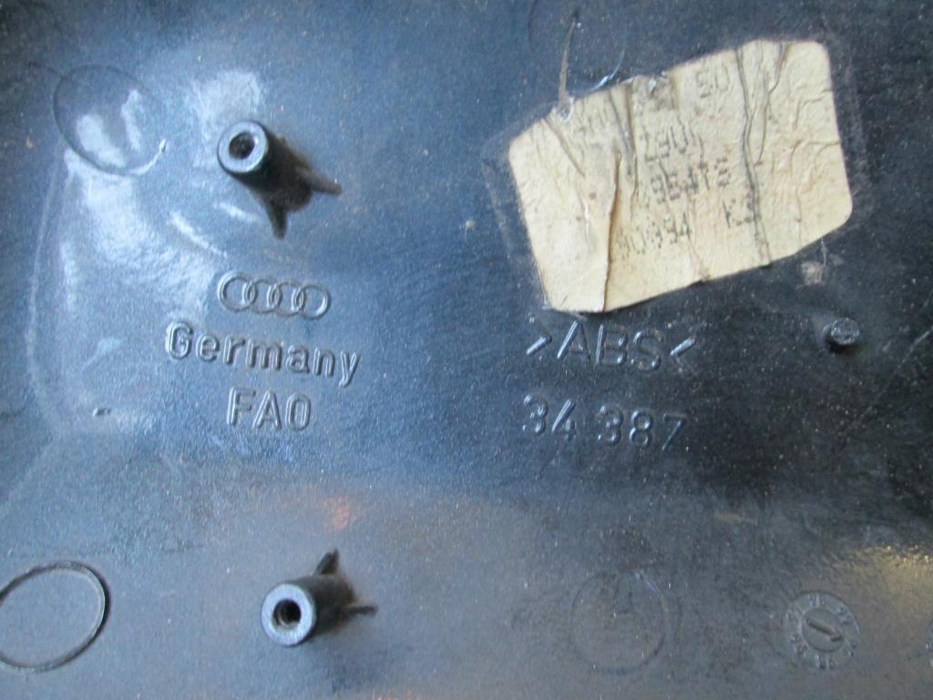 Фото 4 - Крышка левого зеркала Audi A6 A4 A8 4A0857507