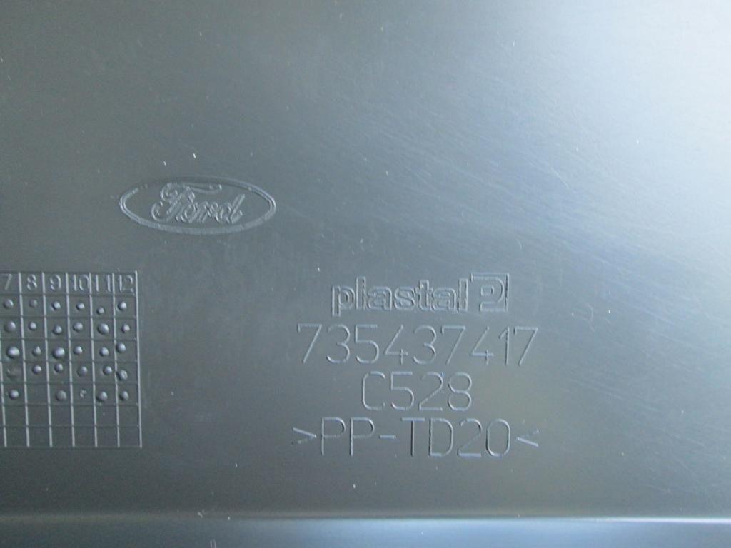 Фото 3 - Решетка радиатора в бампер Ford Ka 08-14 735437417