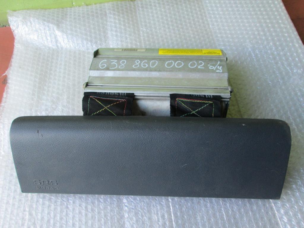 Фото 2 - Подушка безопасности Airbag MERCEDES VITO 638 -02