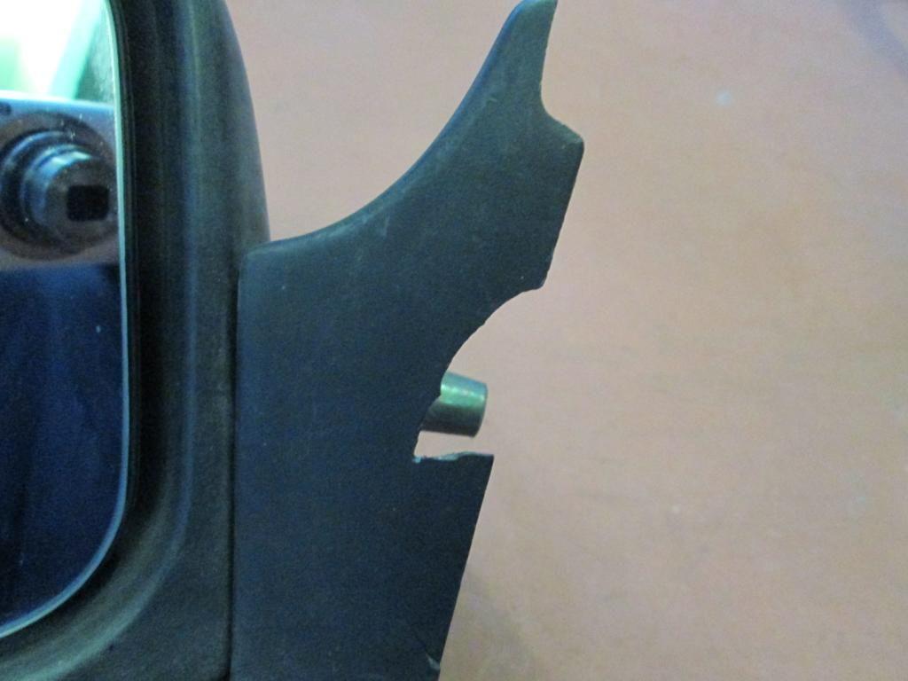 Фото 5 - Зеркало левое механическое Opel Frontera A 91-98