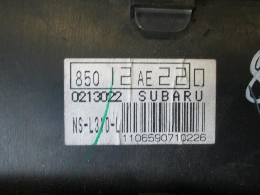 Фото 4 - Панель щиток приборов SUBARU LEGACY OUTBACK 00-04