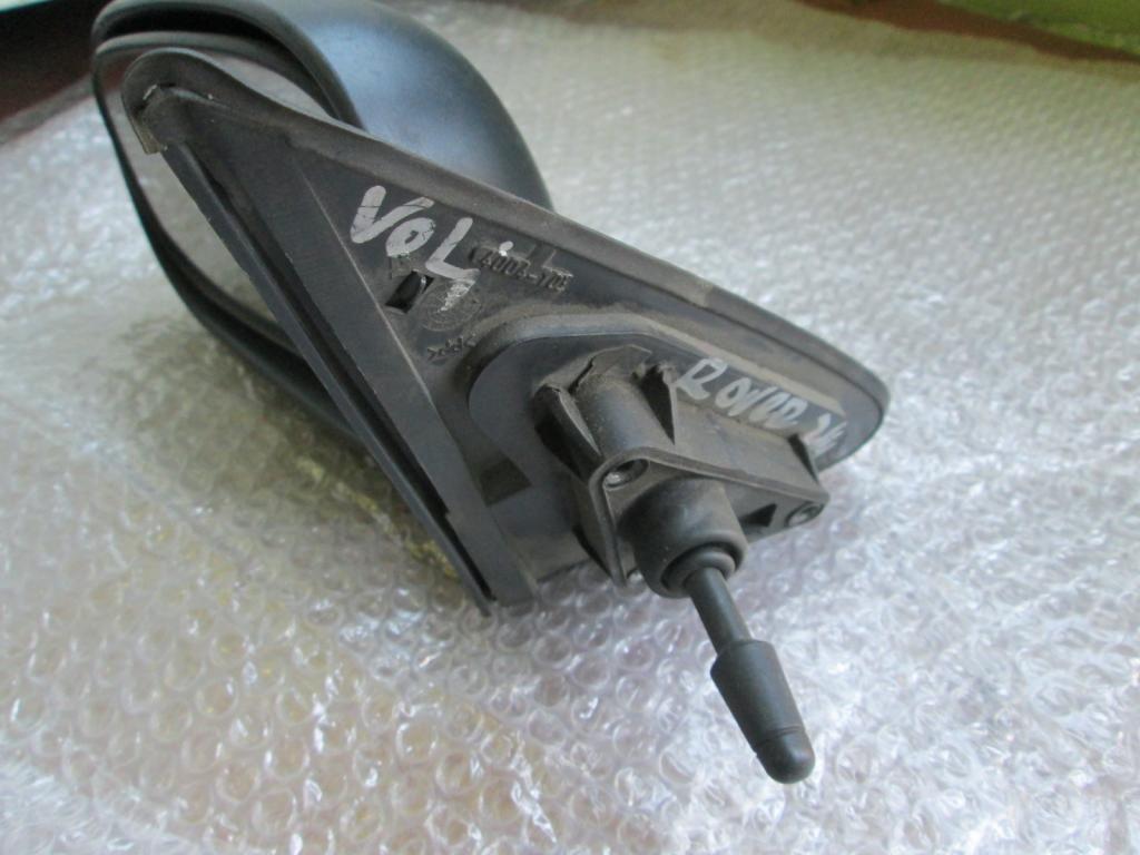 Фото 3 - Зеркало левое механическое Honda Civic 95-01 5D