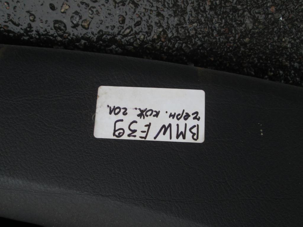 Фото 3 - Торпеда BMW 5 E39 97-04