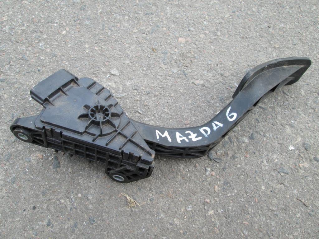 Фото 2 - Педаль газа Mazda 6 GK2A41600