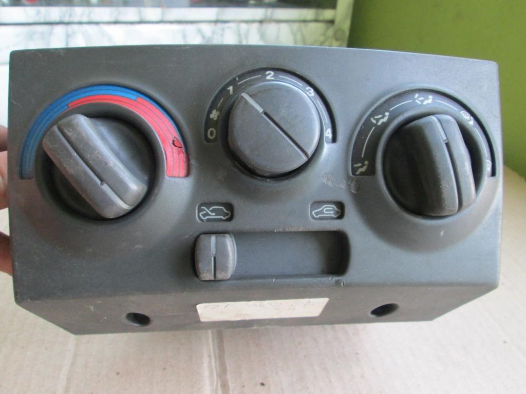 Фото - Панель блок управления печкой Fiat Punto I 93-99