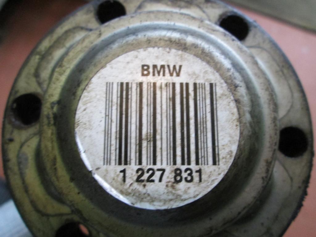 Фото 3 - Полуось привод задний BMW 7 E38 2.8i 3.0i 1227831
