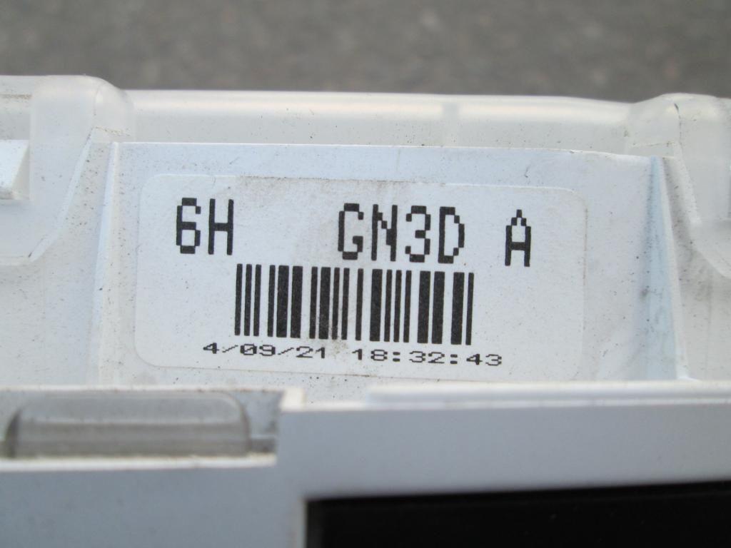 Фото 3 - Панель щиток приборов Mazda 6 6HGN3DA (USA)