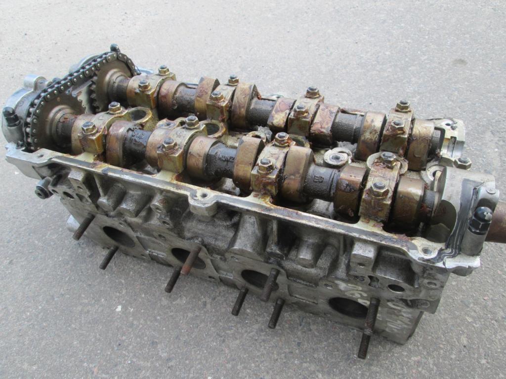 Фото 2 - Головка блока Audi A8 S8 D2 4.2 94-99 077103373AE