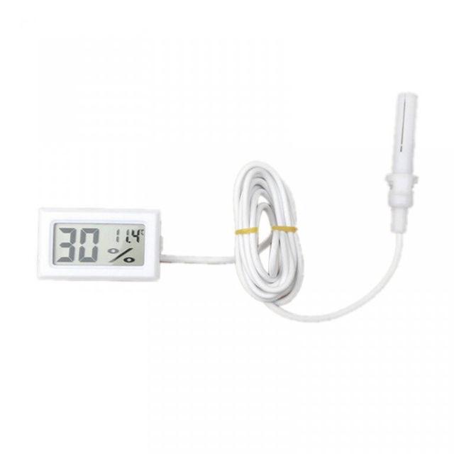 Фото 4 - Термометр, гигрометр, измеритель влажности, с датчиком
