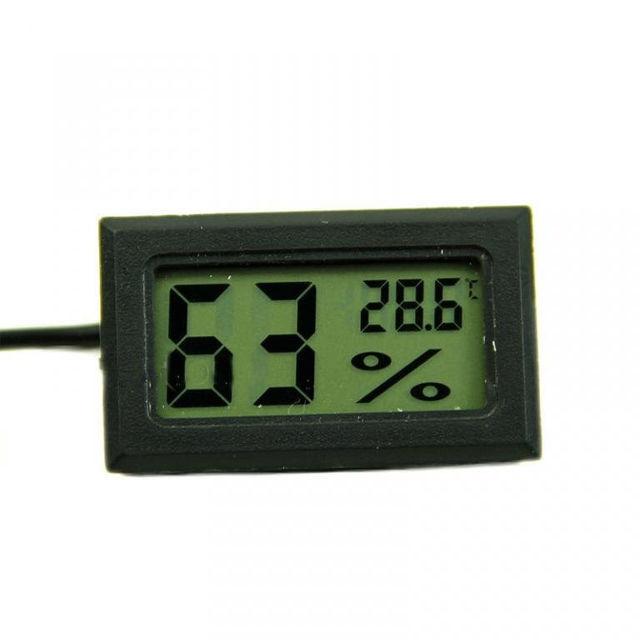Фото 2 - Термометр, гигрометр, измеритель влажности, с датчиком