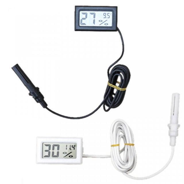 Фото 3 - Термометр, гигрометр, измеритель влажности, с датчиком