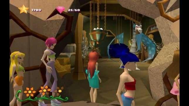 Игра Клуб Винкс для девочек ПК Гра Winx Club PC вінкс