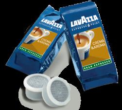 Кофе в капсулах Lavazza ESPRESSO POINT Crema & Aroma 100 шт. Лавацца