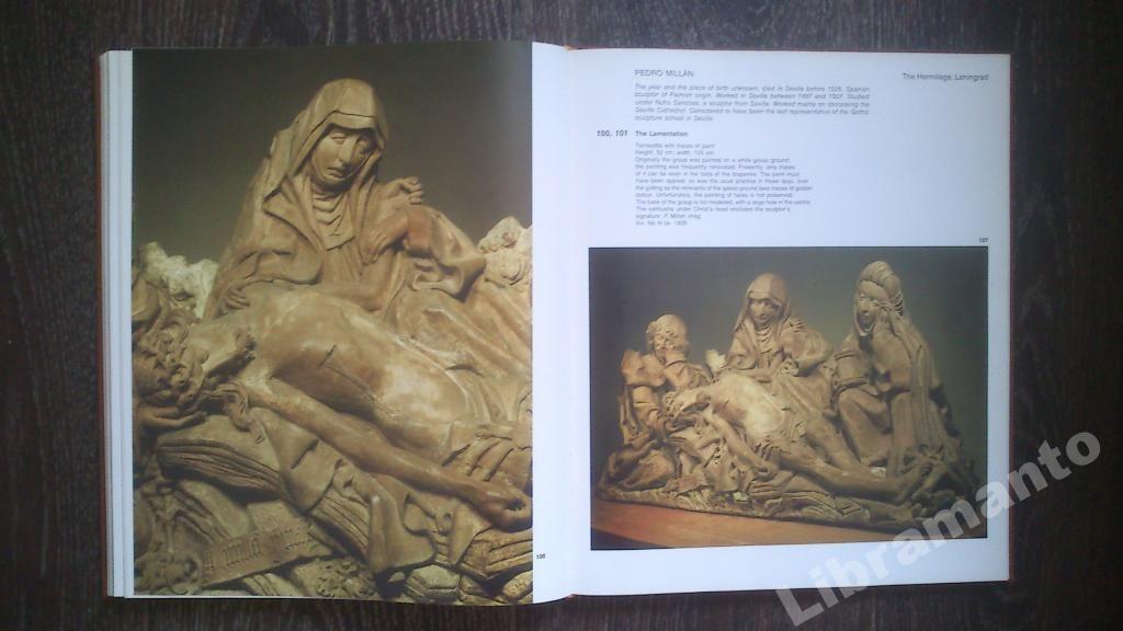 Фото 5 - Western European Sculpture Soviet Museums 15-16th