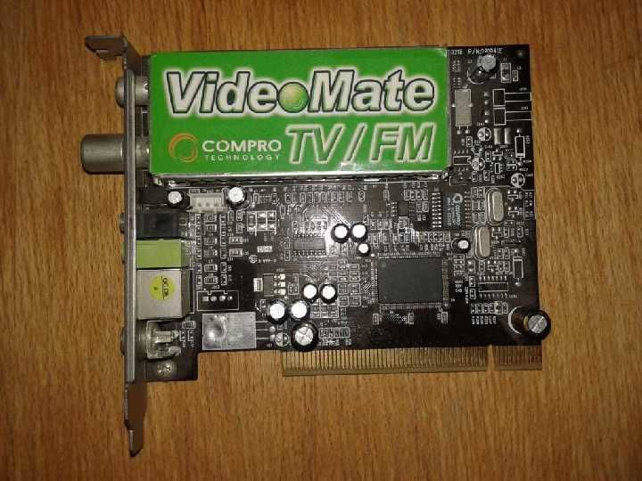 COMPRO VIDEOMATE SAA7134 DRIVER DOWNLOAD (2019)