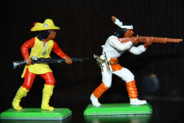 Фото 2 - индейцы Апачи
