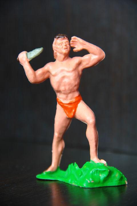 Фото - резиновый Тарзан