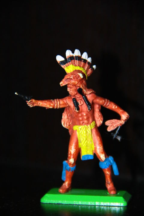 Фото 6 - индейцы
