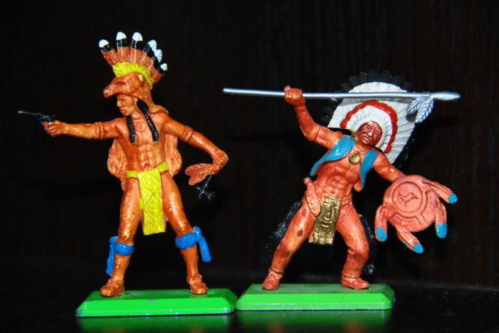 Фото 2 - индейцы