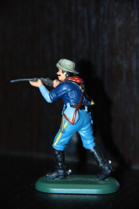 Фото 4 - ковбой пехотинец