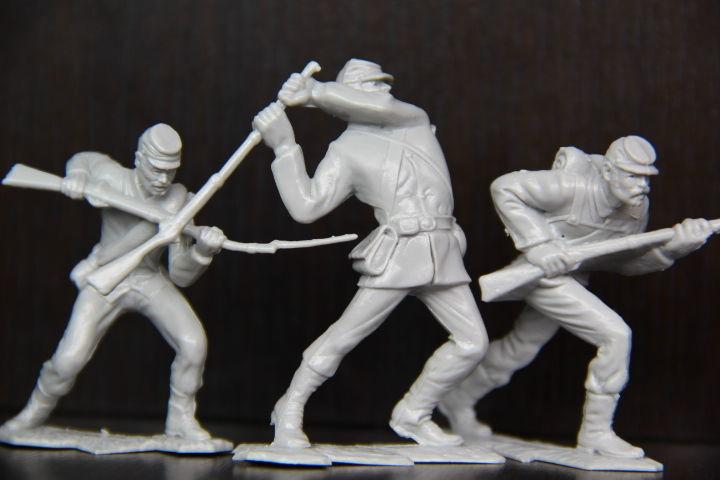 Фото 4 - пехотинцы