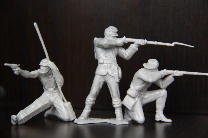 Фото 5 - пехотинцы