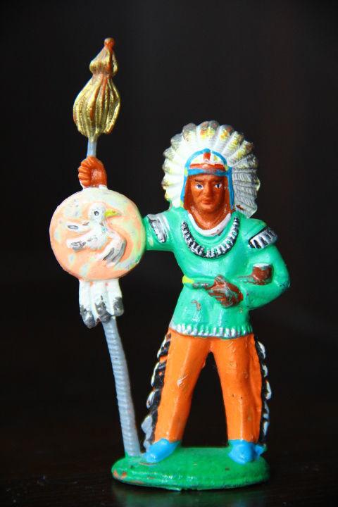Фото 3 - индейцы ковбои ГДР ( №030)