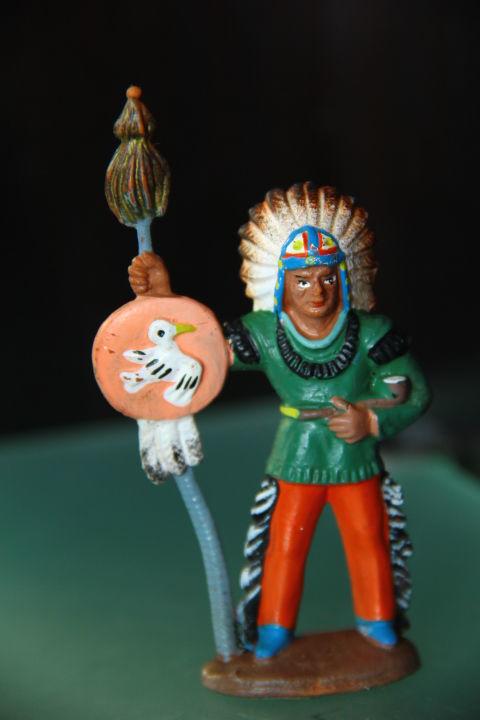 Фото 5 - индейцы ковбои ГДР ( №030)