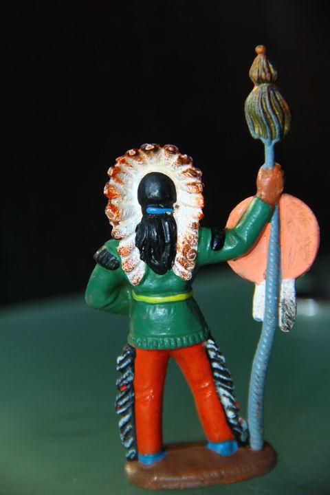 Фото 6 - индейцы ковбои ГДР ( №030)