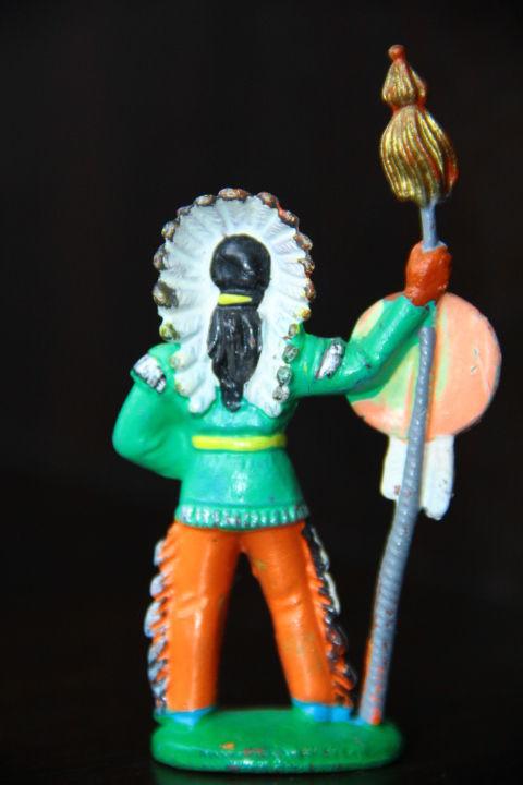 Фото 4 - индейцы ковбои ГДР ( №030)