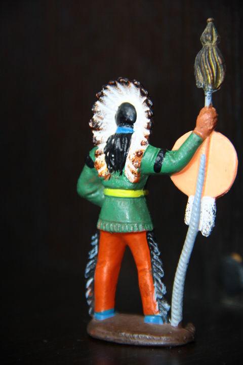 Фото 2 - индейцы ковбои ГДР ( №030)