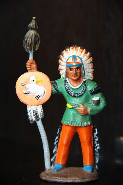 Фото - индейцы ковбои ГДР ( №030)