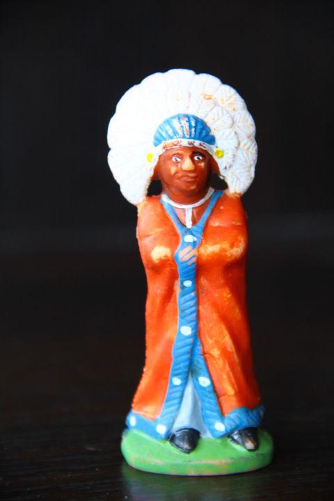 индейцы ковбои ГДР( №109)