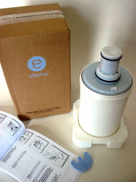 Фото 5 - Сменный фильтр/картридж к системе очистки воды eSpring Амвей/Amway