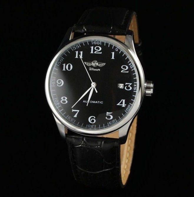 Мужские часы Winner с Автоподзаводом + Дата