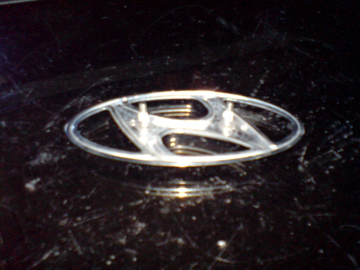 Фото 10 - для HYUNDAY SANTA FE детали переднего бампера.