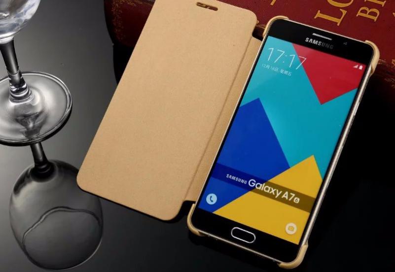 Фото 4 - Чехол   для     Samsung Galaxy A7  -  в наличии