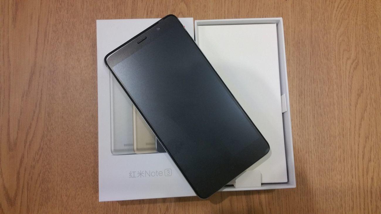 Фото - Xiaomi Redmi Note 3 PRO 2/16 Gray
